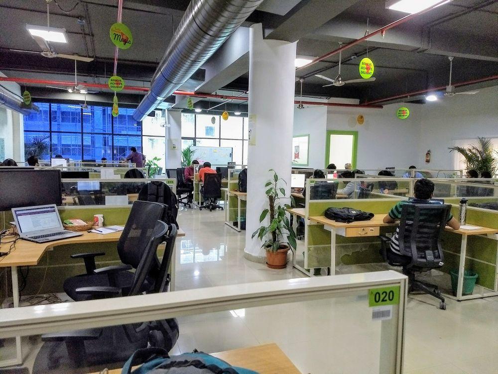BigBasket Bangalore Office