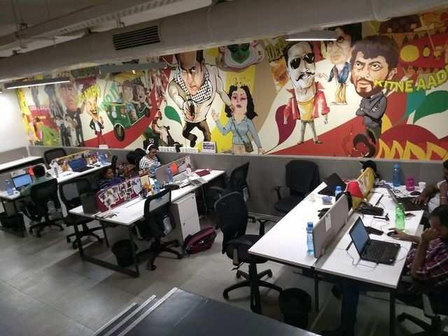 BookMyShow Mumbai Office (Andheri)