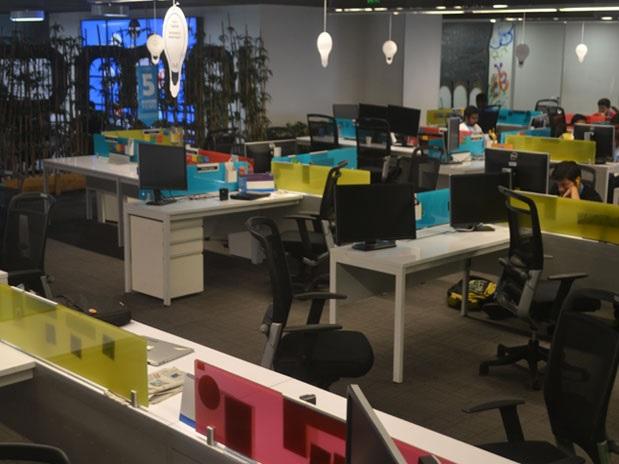 InMobi Bangalore Office