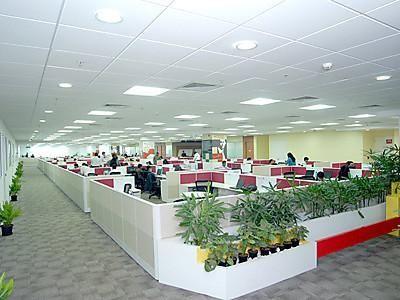 Mu Sigma Bangalore Office