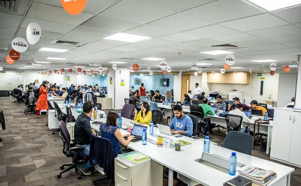 TravelTech Startups - Ola Bangalore Office