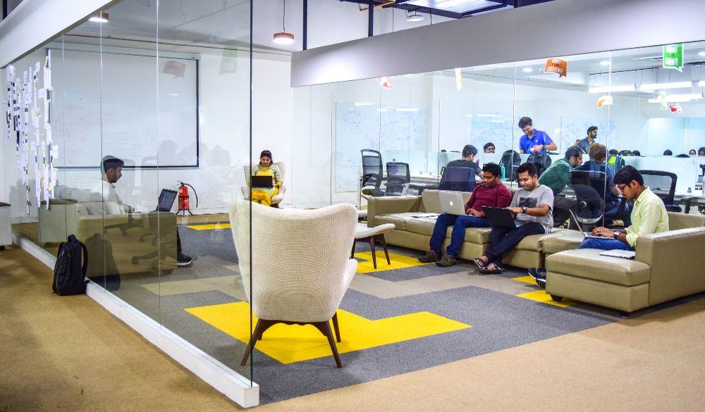 FoodTech Startups - Swiggy Bangalore Office