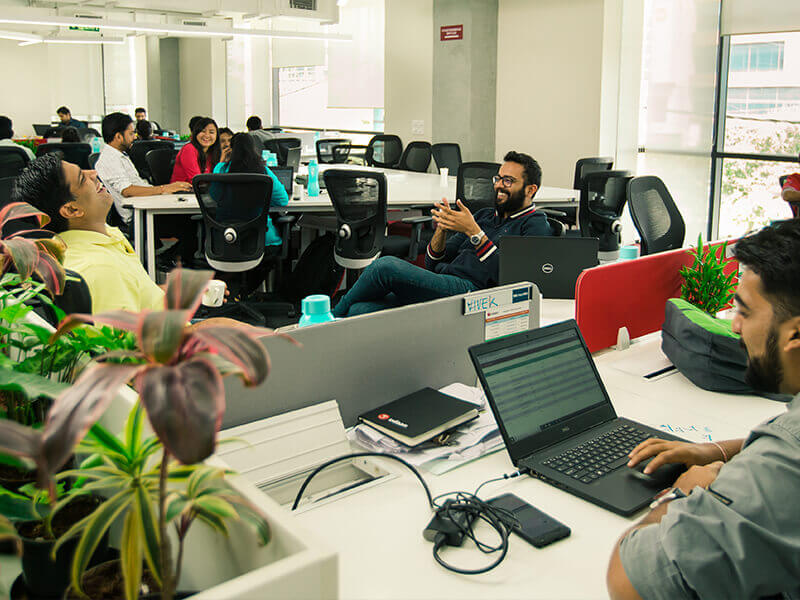 Udaan Bangalore Office