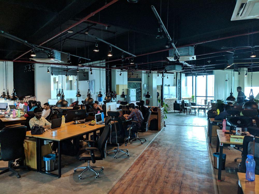 Upstox Mumbai Office (Dadar)