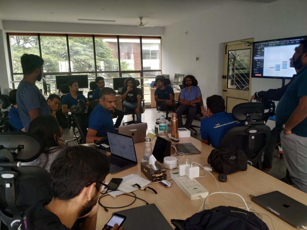 Slang Labs Working Employees