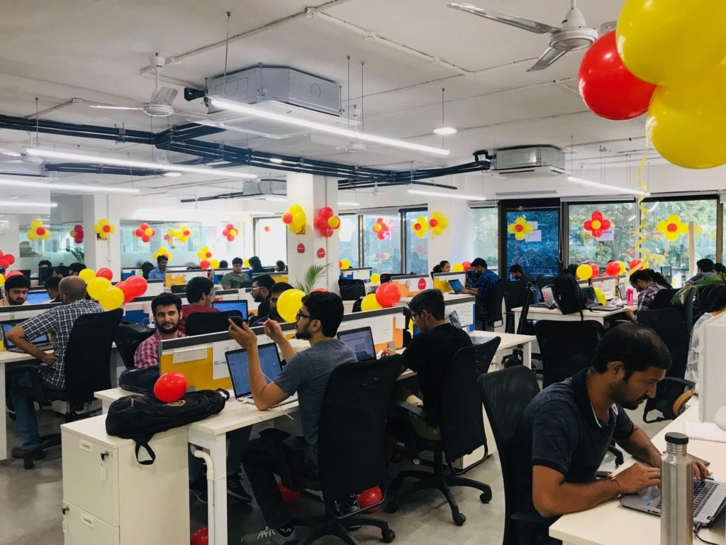 Bounce Share Office in Bengaluru