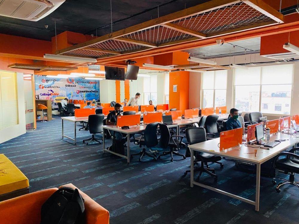 CarDekho Office in Gurugram