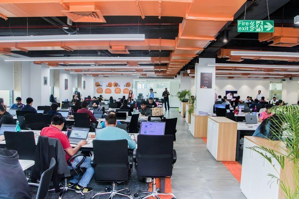 Cars24 Office in Gurugram