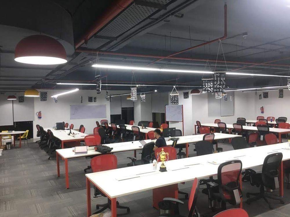 Tech startups in Gargaon - Oyo office