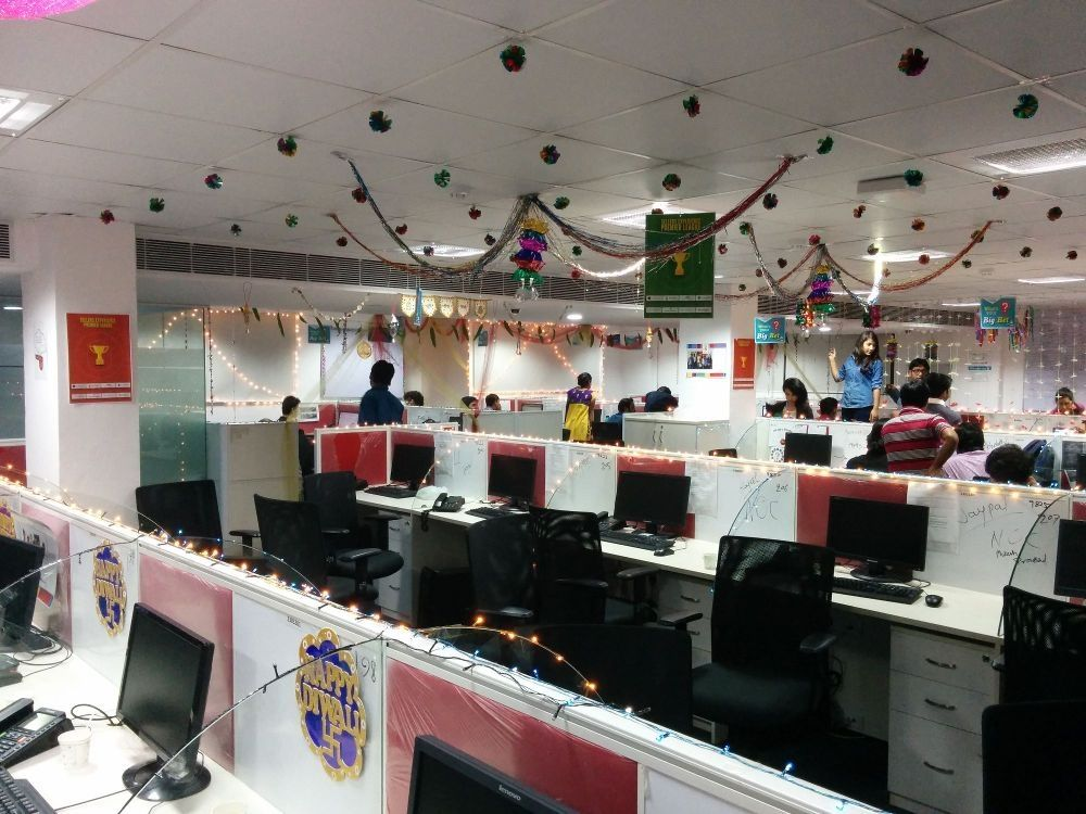 Tech startups in Gargaon - Snapdeal office