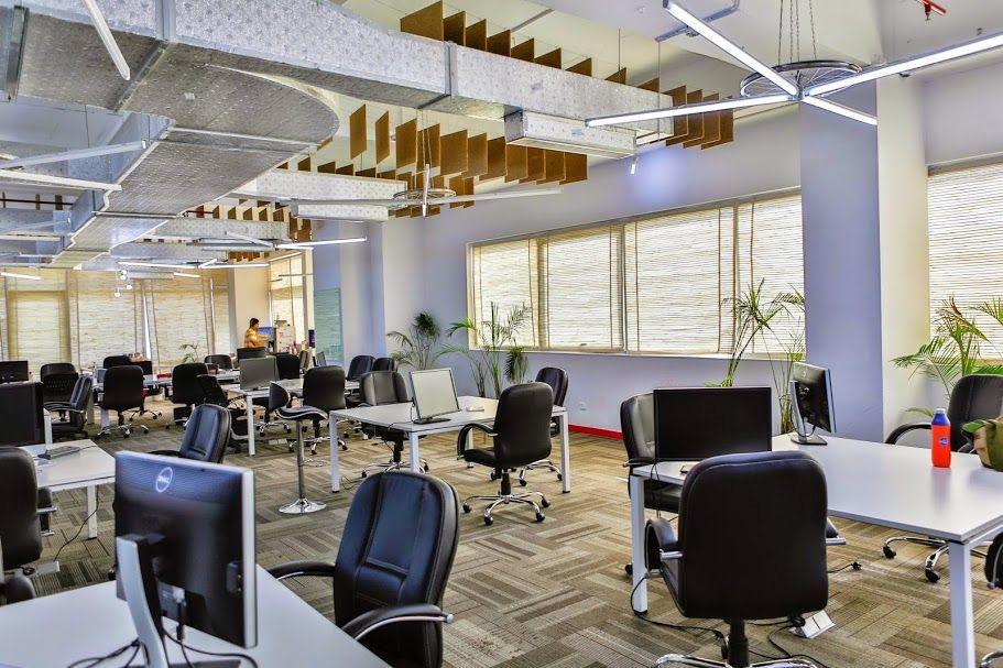 Tech Startups in Gurgaon - Zomato Office