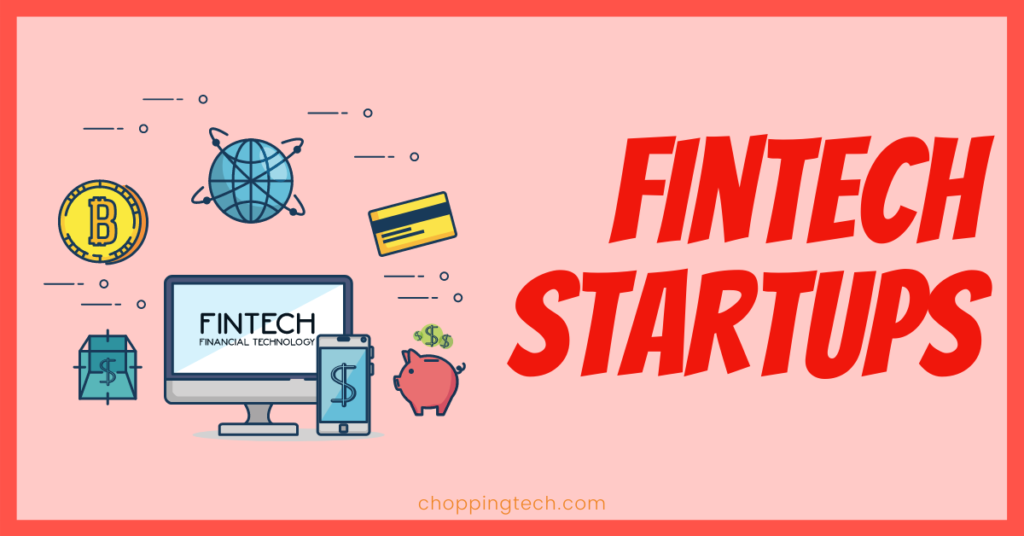 FinTech Startups in India
